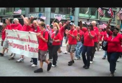 2011 NYC Labor Day Parade UCOMM Radio